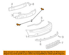 Genuine Ford Cover Molding XW4Z-17C830-AA