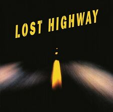 Lost Highway - Soundtrack BLACK vinyl LP David Lynch Bowie Trent Reznor