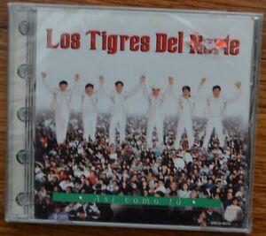 Los Tigres Del Norte Asi Como Tu CD NEW! FREE SHIPPING!