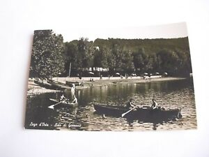 Novara - Lago d'Orta Lido di Gozzano - spedita f. p.
