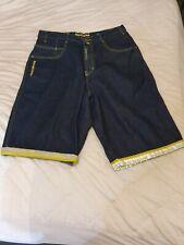 Vintage Maurice Malone Hip Hop Jeans Shorts