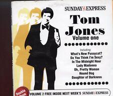 Tom Jones / Vol.1 & 2 - Express Promo 2CD - 1st Class Post