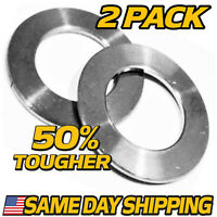 (2 Pk) 6266H 532006266 Washer Bearing Thrust Hardened Craftsman Poulan Husqvarna