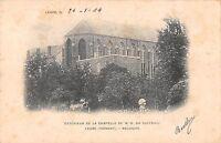 BR55295 Exterieur de la chapelle de N D du Suffrage leuze belgium