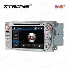 DAB+ RADIO CAR CD/DVD PLAYER GPS SAT NAV STEREO FORD FOCUS MONDEO S-MAX GALAXY