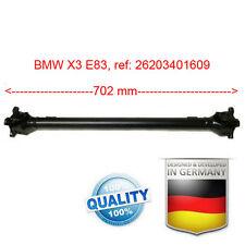 Albero di Trasmissione Cardanico BMW X3 E83 26203401609  BRAND NEW!!