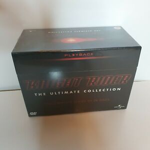 KNIGHT RIDER ULTIMATE COLLECTION COMPLETE SERIES 1-4 DVD BOX SET 26 DISC R4 NEW