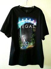Fantastic Black VEGAS High Roller Souvenir XL Cotton Tee Shirt
