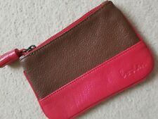 Boden leather purse - only used twice - VGC