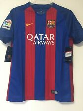 Camiseta Barcelona Casa Nike 2016/17 12-13 años de edad TD096 mm 04