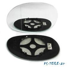 Spiegelglas für CHRYSLER 300M 1998-2004 links Fahrerseite asphärisch beheizbar