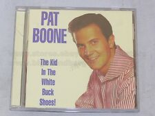 Pat Boone, The Kid In The White Buck Shoes, New CD Unsealed