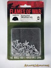 Metal Kateybat Moshaa HQ Blister - Flames of War CC520