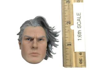 Sideshow Marvel Comics Magneto Head (Windblown Hair) 1:6th Scale Accessory