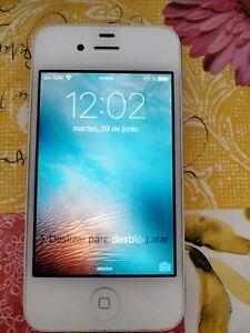 Apple iPhone 4s - 8GB - Blanco (Libre)