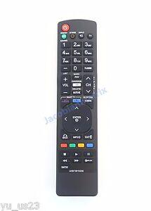 LG 3D Smart TV Remote AKB72915238 sub AKB72914271 42LE4900 32LE4900 37LE4900