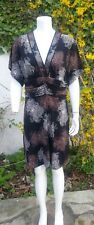 Superbe robe BCBG Azria japonisante taille 40