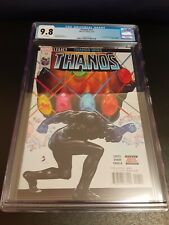 THANOS #17 Incredible Hulk Homage Cvr. CGC 9.8 NM/M 1st App SILVER SURFER BLACK