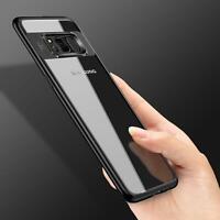 Handy Hülle Samsung Galaxy Note 8 Schutzhülle Tpu Case Tasche Back Cover Bumper