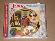 JABULA - THUNDER AND HAPPINESS: THE COMPLETE ALBUMS - CD SIGILLATO (SEALED)