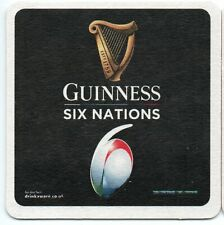 Two Beer Mats , ***Guinness Six Nations***