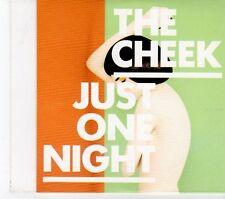 (FT849) The Cheek, Just One Night - 2010 DJ CD