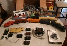 """1954 Gilbert American Flyer Train 3/16"""" scale trains and accesories original set"""