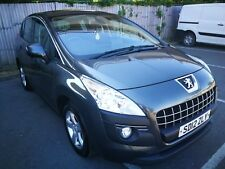 peugeot 3008 SR HDI diesel - 1 owner from new!