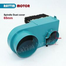 65mm Spindle Dust Shoe Vacuum Cleaner Removal For CNC Router Machine Dustproof