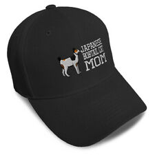 Dad Hats for Men Japanese Bob Tail Cat Mom Embroidery Cats Women Baseball Caps