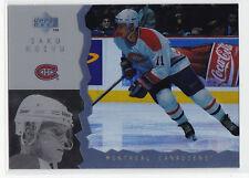 MINT!! 1996-97 UPPER DECK ICE NO. 89 SAKU KOIVU  MONTREAL CANADIENS