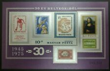 HUNGARY-WĘGRY-MAGYAR STAMPS MNH minisheet - Hungarian Stamps,1975,**
