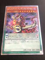 JAPANESE YU-GI-OH CARD- ODD-EYES PENDULUM DRAGON DBLE-JPS01 ULTRA RARE- NM/MINT