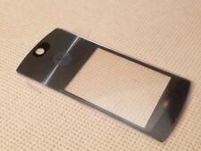 New Motorola OEM Front Outer Screen Glass Lens for RAZR2 V8 V9 V9M - BLUE