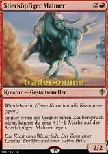 Stierköpfiger Malmer (Taurean Mauler) COMMANDER Magic 2016