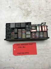 07 08 09 10 11 MERCEDES ML63 W164 ELECTRICAL FUSE BOX A1645402372