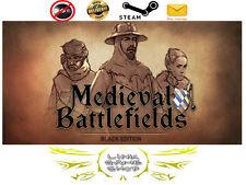 Medieval Battlefields - Black Edition PC Digital STEAM KEY - Region Free