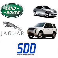 Landrover/Jaguar JLR SDD v154 Software Activation No expiration