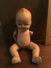 Vintage 5� Bisque Baby Doll, Japan Jointed, needs new strings