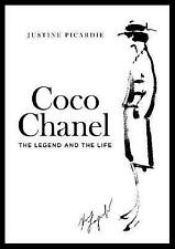 Coco Chanel: The Legend and the Life by Justine Picardie (Paperback, 2011)