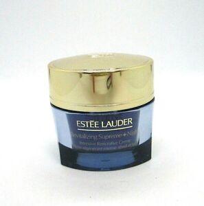 Estee Lauder Revitalizing Supreme + Night Intensive Restorative Creme ~ 1.7 oz