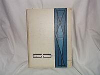 University of Dubuque Iowa THE KEY 1962 Yearbook