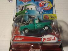 DISNEY PIXAR CARS BRAND NEW MATER COLOR CHANGERS SERIES