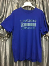Under Armour Men's Blue T-shirt