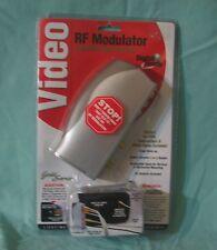 TriQuest Digital Ready Audio / Video RF Modulator Gold Series Model #5150 NIB