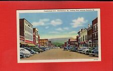 Middlesboro,Bell County,KY Kentucky, Cumberland Avenue,looking east circa 1942