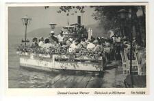 AK Pörtschach am Wörther See, Strand Casino Werzer 1955