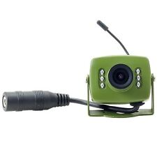 Green Feathers Wireless Bird Box Camera 700TVL with Night Vision (Camera only)