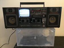 BOOMBOX GHETOBLASTER DAEWOO AV310  POSTE CASSETTE VINTAGE 1980's K7 RADIO TV