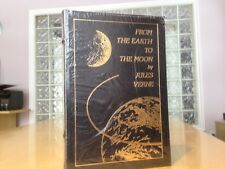 Easton Press - FROM THE EARTH TO THE MOON - Jules Verne